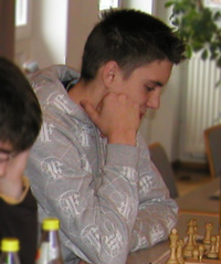 Roman Frank, Bezirksmeister der U18