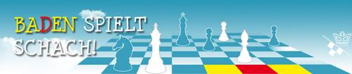 Baden Spielt Schach