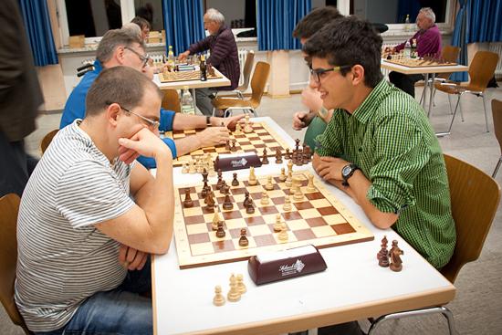 Impressionen vom Schachhappening
